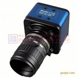 五光科技V103高清高速100万VGA工业相机显微镜头