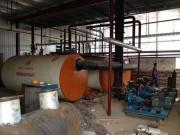 WNS系列卧式燃油蒸汽锅炉