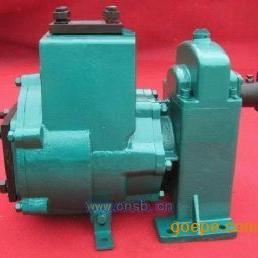 80QZB-60/90自吸式洒水车泵