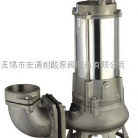 S不锈钢排污泵304潜水泵,316潜水泵,316L潜水泵