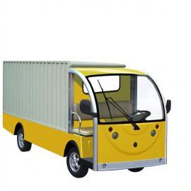 新款箱式电动货车