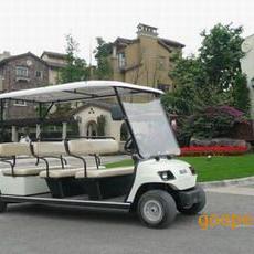 8座高尔夫观光车---绿通电动观光车值得信赖