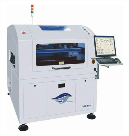 全自动印刷机_深圳全自动锡膏印刷机