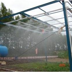野外人工模拟降雨系统
