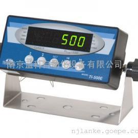 供应江苏浙江上海湖北四川广东山东安徽美国传力TI-500E.数显称重