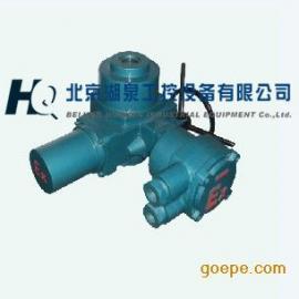 DQW防爆执行机构、矿用防爆执行器、部分回转防爆电动装置