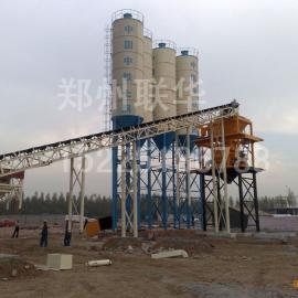 湖北黄冈 HZS系列混凝土搅拌站、HZS60中小型