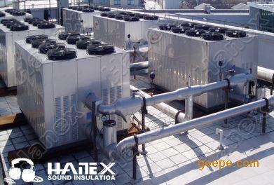 工业冷却塔噪声治理