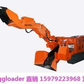 导流洞电动液压履带式铲运机(铲扒机)