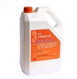 东莞3M中性清洁剂 深圳|惠州3M中性清洁剂 地板蜡水