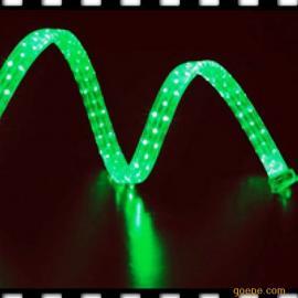 LED灯带扁四线彩色