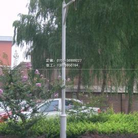 摄像机监控支架 赛德3.5米监控立杆 武汉监控立杆厂家