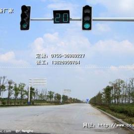 交通信号杆、交通红绿灯立杆,深圳信号灯杆批发价格