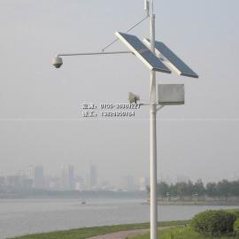 供应3.5米太阳能监控杆、4米风能监控立杆、立杆生产厂家