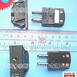 美国Omega面板安装式热电偶连接器
