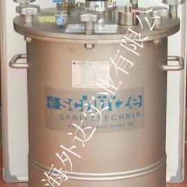 德国SCHUTZE不锈钢压力桶V40