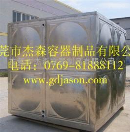 热泵工程不锈钢方形保温水箱工程配套专用