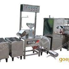 豆腐机,豆腐豆浆机,全自动豆腐机,大型豆腐机,果蔬豆腐机
