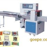 广州 饼干 面包 糖果枕式包装机