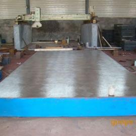 供应大型铸铁平板,2000*1000*30铸铁钳工装配平台