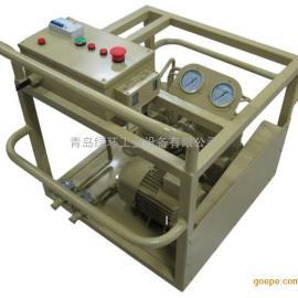 特灵离心机用R123、R11低压冷媒回收机