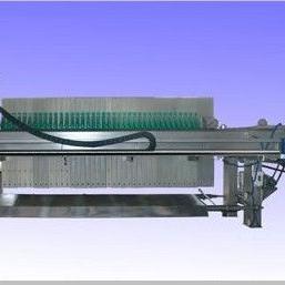 自动拉板翻板隔膜压滤机