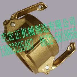 黄铜快速接头,快速接头DC型,黄铜快接,扳把式快速接头