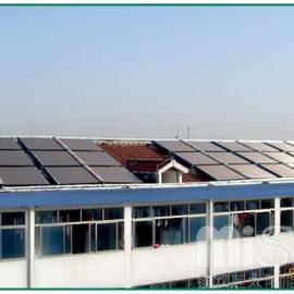 学校、工厂、酒店太阳能热水工程 太阳能集中供热