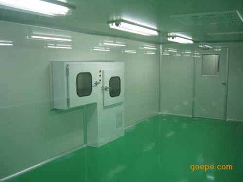镇江无尘室工程 扬州洁净房工程 常州万级净化房装修