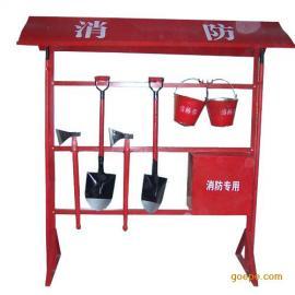 河南|郑州消防架批发,内含消防桶,消防钩,消防铲