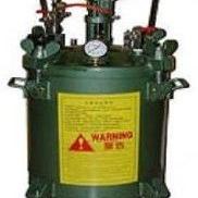 台湾龙呈20L不锈钢涂料自动搅拌压力桶
