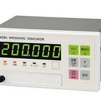 AD-4408A支持现场网络的称重显示器