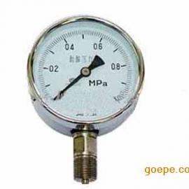 Y-100B、150B耐酸压力表