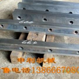 4*2000型剪板机刀片、机械剪板机刀片、折弯机模具