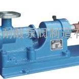 无锡专业生产单螺杆泵|浓浆泵系列|最优价格|卧式污泥泵