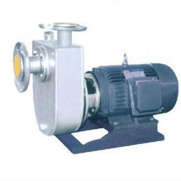 专业排污水BFA型不锈钢304/316L耐腐蚀自吸泵无锡宏通
