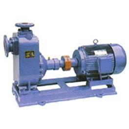 高效ZX型自吸泵生产厂家污水泵排水泵环保泵无锡生产