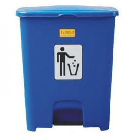 豪华脚踏桶(附内桶) 惠州塑胶垃圾桶 惠州果皮桶