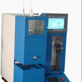 全自动汽柴油蒸馏测定仪
