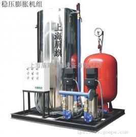 定压收缩补水构件