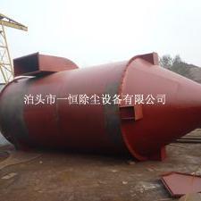 ZC24机械回转反吹扁布袋除尘器