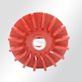 渣浆泵付叶轮 渣浆泵配件 渣浆泵配件厂家