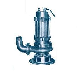 QW型潜水排污泵碳钢材质立式污水泵无锡宏通厂家直销