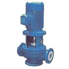 KGF型衬氟管道泵