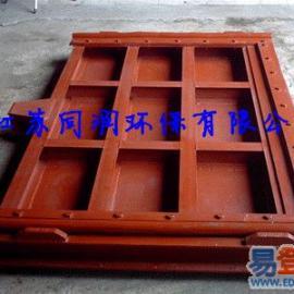 MXF型明杆式铸铁镶铜方闸门