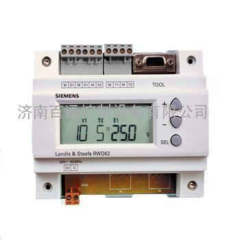 西门子RWD62控制器
