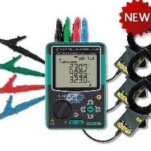 KEW 6305电能质量分析仪