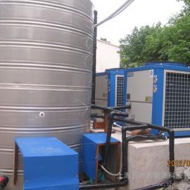 上海宾馆酒店空气源热泵热水系统