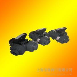 三通塑料球阀,FIP手动三通VKD系列球阀