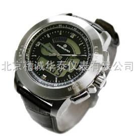 电子腕表型γ伽玛个人剂量仪/北京手表式个人报警仪